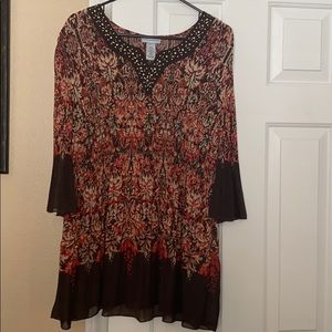 NWOT Catherine's Light weight top